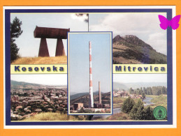 KOSOVSKA-MITROVICA - Lot De 4 Cartes - Kosovo