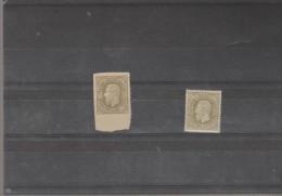 timbre neuf sans charniere1 cote denteler le 2 m timbre est donner il a des tache ds la gomme