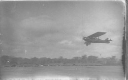 ¤¤  -  Carte-Photo - Guerre 14-18  -  Avion De Guerre -  Aviation  -  ¤¤ - 1914-1918: 1a Guerra