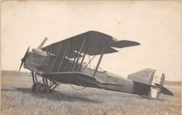 ¤¤  -  Carte-Photo - Guerre 14-18  -  Avion De Guerre -  Aviation  -  Breguet   -  ¤¤ - 1914-1918: 1a Guerra