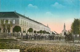HUNGARY - UJVERBASZ FOGIMNAZIUM - Hongrie