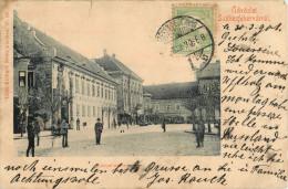 HUNGARY - UDVOZLET SZEKESFEHERVARROL - Hongrie
