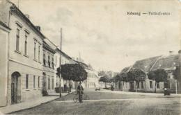 HUNGARY - KOSZEG - PALLISCH UTCA - Hongrie