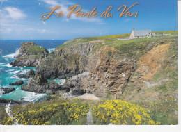 CLEDEN-CAP-SIZUN (29-Finistère), Pointe Du Van Et Chapelle Saint-They, Ed. Jack - Cléden-Cap-Sizun