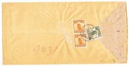 China Brief Aus Schanghai Nach ??? - 1912-1949 République