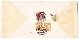 China Brief Aus WUHU Nach ??? - 1912-1949 République