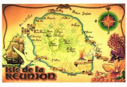 85849 - Isle De La Reunion    Baie De St Paul   St Gilles Les Bains    L'Hermitage   La Saline  St Louis  La Possession - Zonder Classificatie