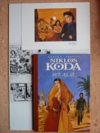Nicklos Koda, Inch Allah, En Tirage De Tête 350 Ex , Comme Neuf - Niklos Koda