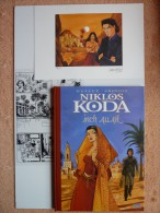 Niklos Koda, Inch Allah, En Tirage De Tête 350 Ex , Comme Neuf - Niklos Koda