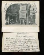 GRTL 0A2 Tarascon  Ussat Carte Lettre De La Villa Pagès - Francia