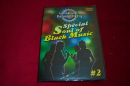 Karaoke Party  °°° Special Soul Of Black Music    Volume 2 - Musik-DVD's