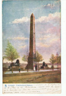 London     Cleopatra's  Needle        Raphael Tuck - Tuck, Raphael