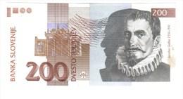 Slovenia 200 Tolarjev 2001   LOTTO 661 - Slovénie