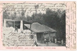 GRTL 0A2 Tarascon Usine à Plâtre D'Arignac - Francia
