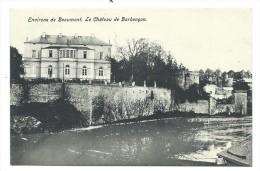 CPA - Environs De Beaumont - Le Château De BARBENCON  // - Beaumont