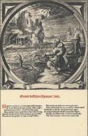 NL.- Serie Jacob Cats No. 15. Uitgever J. Vlieger, Amsterdam. Grote Vissen Scheuren Het Net. 2 Scans. - Geschiedenis