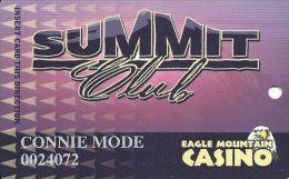Eagle Mountain Casino - Member Card - Porterville - California - USA