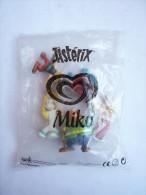 TRES RARE 5 FIGURINES - PLASTOY - Publicitaires OFFERTES PAR MIKO Dans Le Sachet D'origine Avec Marquage MIKO - Figurines