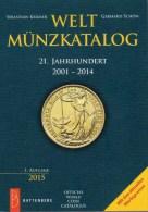 1.Auflage 2001-2014 Weltmünzkatalog A-Z Neu 40€ Münzen Schön Battenberg Verlag Coins Europe America Africa Asia Oceanien - Ed. Originales