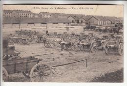VALDAHON 25 ( MILITARIA )  Le Camp : Parc D'Artillerie - CPA - Doubs - Altri Comuni
