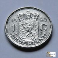 Holanda - 1 Gulden - 1980 - Nederland