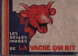 LIVRE : LES BELLES IMAGES DE LA VACHE QUI RIT..1931.1932..2�me Volume.B. Rabier. INCOMPLET. ET OCCASION