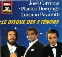 COMPILATION EN TRIO Carreras - Domingo - Pavarotti - Klassik