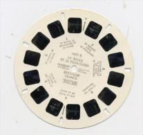 1 DISQUE VIEW-MASTER -  1437K LA BAULE ET LE POULIGUEN - Photos Stéréoscopiques