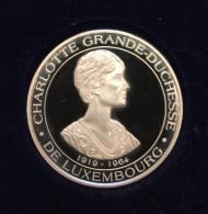 . Luxembourg (Luxemburg) - 40 ECU (Pi�fort) 1994 - Charlotte Grande-Duchesse de Luxembourg 1919-1964 (avec certificat)