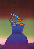 FOLON - Le Voyant - Sérigraphie 1974 - Folon