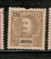 Portugal * & Angra, D. Carlos I, 1898-1905 (33) - Angra