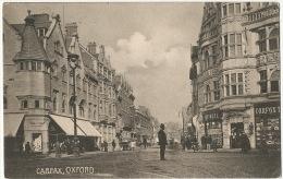 Carfax , Oxford  Edit Davis  Used 1907 - Oxford
