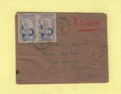Sassandra - Cote D Ivoire - 29 Avril 1942 - Destination Base Aerienne Ouakama Dakar
