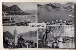 Lugano 4 Finestre Viaggiata - Svizzera