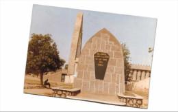 Afrique - Tchad N'Djanema - Monument des martyrs