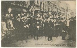 Miniszterek II. Rakoczi Ferencz Es Budjoso Tarsai Temetesen  Kassan 1906 October 29 - Hongrie