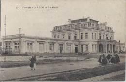 VIET-NAM - TONKIN - La Gare - Vietnam