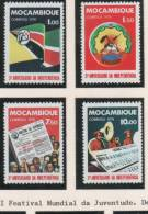 MO�AMBIQUE  1978    III ANIVERS�RIO DA INDEPEND�NCIA  III ANNIVERSAIRE DEL�INDEPENDANCE  III ANNIVERSARY OF INDEPENDENCE