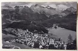 St. Moritz Viaggiata F.p. - GR Grisons