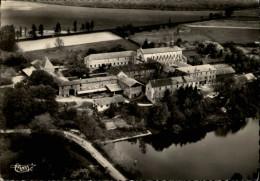 38 - ROYBON - Vue Aérienne - Abbaye - Roybon