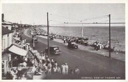 ESSEX - SOUTHEND -  GENERAL VIEW OF THORPE BAY Es509