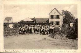 44 - LA TURBALLE - Brandu - Colonie De Vacances - La Turballe