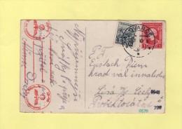 Slovenie - Censure - 1940 - Slovenia