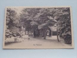 Normaalschool Der Zusters Annonciaden Het Paviljoen ( Delville ) Anno 19?8 ( Zie Foto Voor Details ) !! - Wijnegem