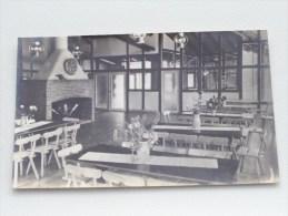"""Jeugdherberg """" GAGELHOF """" Schriekheide 23 ( Fotokaart ) Kindervreugd / Anno 19?4 ( Zie Foto Voor Details ) !! - Zoersel"""