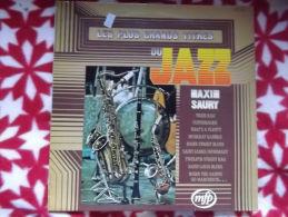 "Album 33t/12\"". MAXIM SAURY.  Les Plus Grands Titres Du JAZZ. 1974.    . - Vinyles"