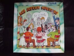 """Album 33t/12\"""".LES JOYEURS NOCEURS. Vive La Mariée. - Vinyles"""