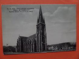 44245 PC: FRANCE: 62 - PAS DE CALAIS:  BOULOGNE-SUR-MER: Place De Capecure. Eglise Saint-Vincent-de-Paul. - Boulogne Sur Mer