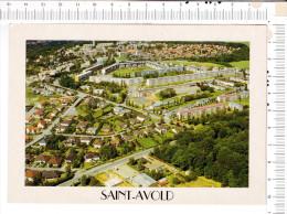 SAINT AVOLD   -  La  Carrière -  La  Lorraine Vue Vue Du Ciel - Saint-Avold