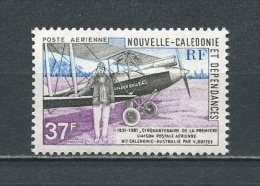 Nlle CALEDONIE 1981 PA N° 219 ** Neuf = MNH Superbe Cote 1.80 € Avions Planes  V. Roffey Transports Golden Eagle - Aéreo